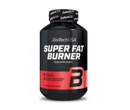 BiotechUSA Super Fat Burner - 120 tablets