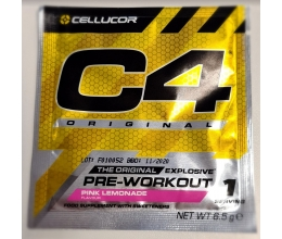 CELLUCOR C4 G4 1 serving