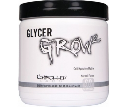 CONTROLLED LABS GlycerGrow 2 - 60servings