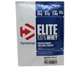 Dymatize Elite Whey (1 serv) SAMPLE