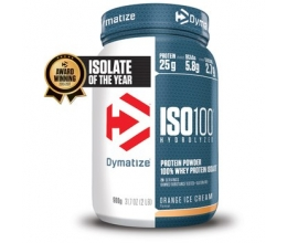 DYMATIZE ISO100 900g (World's best selling isolate)
