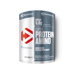 DYMATIZE Super Protein Amino 345tab BB 09/20
