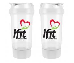 iFit Traveller Shaker 500ml