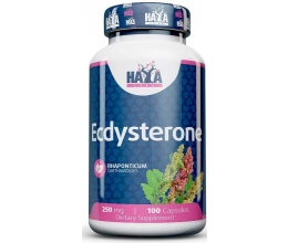 HAYA LABS Ecdysterone 250mg - 100 caps