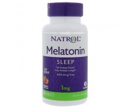 NATROL Melatonin Fast Dissolve 1mg - 90tab