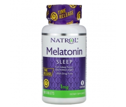 NATROL Melatonin Time Release 1mg - 90 tab