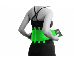 MADMAX Slimming Belt - Black/Neon Green (MFA-277)