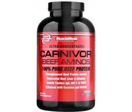 MUSCLEMEDS Carnivor Beef Amino 300tabs