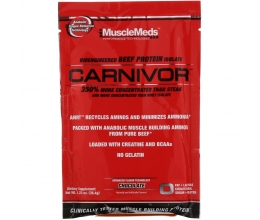 MUSCLEMEDS Carnivor 36g SAMPLE