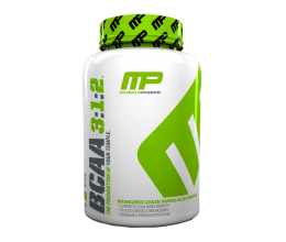 MUSCLEPHARM BCAA 3:1:2 240 Caps  Best Before 08/2019