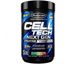 MUSCLETECH CellTech Preformance Series 1,84lbs Gummy Worm BB 10/2020