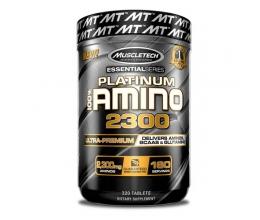 MUSCLETECH Platinum 100% Amino 2300 320tab BB 28.02.2020