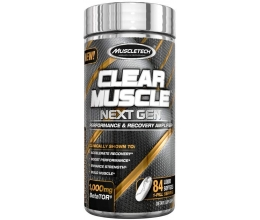 MUSCLETECH Clear Muscle Next Gen 84 liquid softgels
