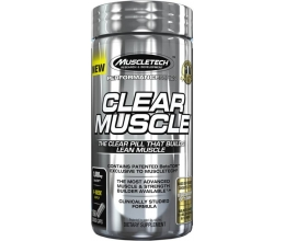 MUSCLETECH Clear Muscle 168caps