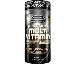 MUSCLETECH Platinum MultiVitamin 90caps