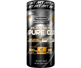 MUSCLETECH Platinum Pure Cla 90caps BB 18.08.20