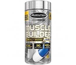 MUSCLETECH Muscle Builder 30 caps