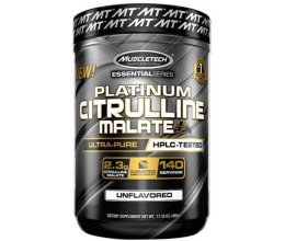 MUSCLETECH Platinum Citrulline Malate - 492g