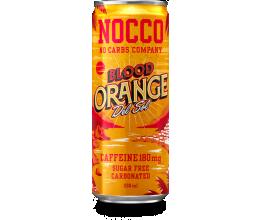 NOCCO BCAA 330ml (1.90+0,1pant)