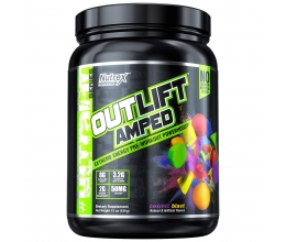 NUTREX Outlift AMPED 20servings