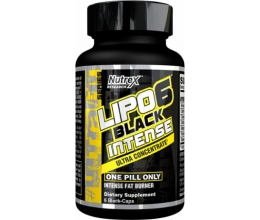 NUTREX Lipo-6 Black Intense Ultra Concentrate 1caps SAMPLE