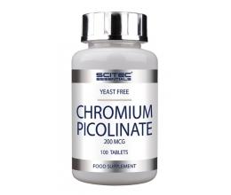 SCITEC Chromium picolinate 100tab