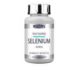 SCITEC Selenium 100tab (seleen)
