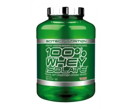 SCITEC Whey Isolate 2000g (84% protein)