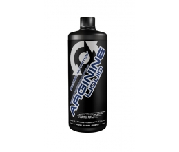 SCITEC Liquid Arginine 1000ml Orange BB 11.01.21