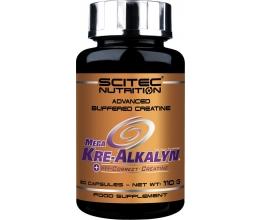 SCITEC Mega Kre-Alkalyn 80caps