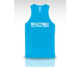 SCITEC Vest Normal BLUE Tank