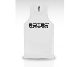 SCITEC Vest Normal WHITE Tank