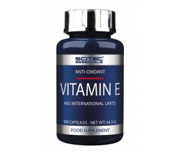 SCITEC Vitamin E 100 caps