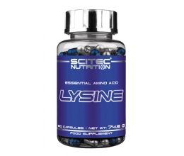 SCITEC Lysine 90tab (L-lüsiin)