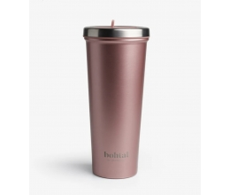 SMARTSHAKE Bohtal Insulated Tumbler - 750 ml Rose Gold
