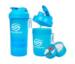SMARTSHAKE Neon Blue 600ml
