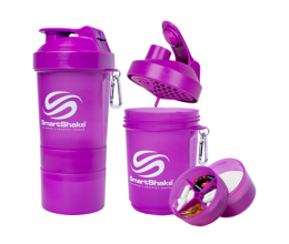 SMARTSHAKE Neon Purple 600ml