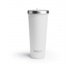 SMARTSHAKE Bohtal Insulated Tumbler - 750 ml White