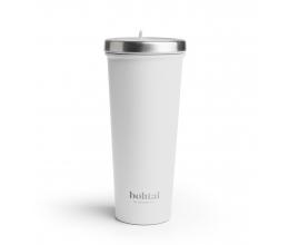 SMARTSHAKE Bohtal Insulated Tumbler - 750 ml White