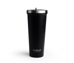 SMARTSHAKE Bohtal Insulated Tumbler - 750 ml Black