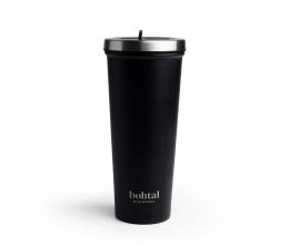 SMARTSHAKE Bohtal Insulated Tumbler - 750 ml Black