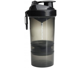 SMARTSHAKE Original2Go ONE 600ml Gunsmoke Black