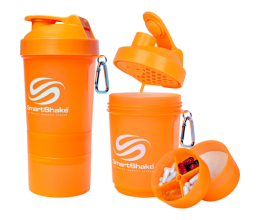 SMARTSHAKE Neon Orange 600ml