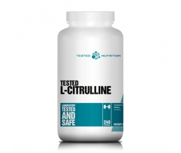 TESTED Citrulline Malate 240caps