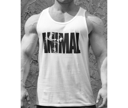 ANIMAL Tank Top WHITE