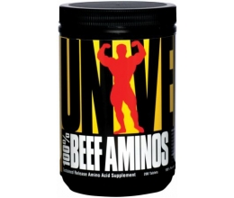 UNIVERSAL NUTRITION 100% Beef Aminos 200 tablets