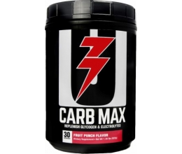 UNIVERSAL NUTRITION Carb Max 632g Fruit Punch