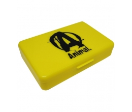 ANIMAL Pill Box Yellow